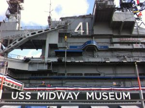 Uss Midway Ghost Haunt