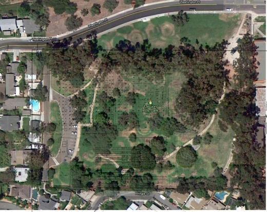 mission hills park calvary pioneer memorial park aka