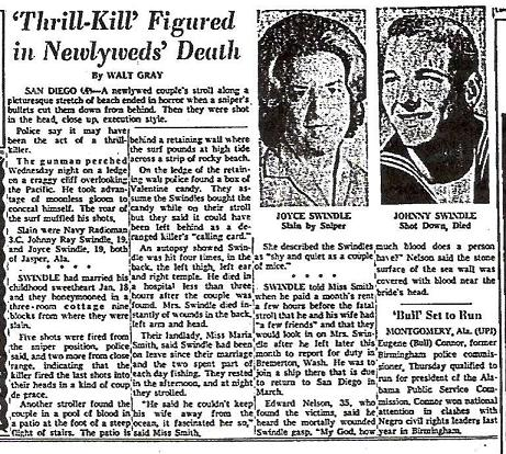 newspaper swindle murders