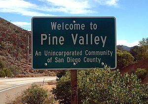 Pine Valley ghosts haunts