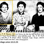 Frederick h Raumer wife luncheon