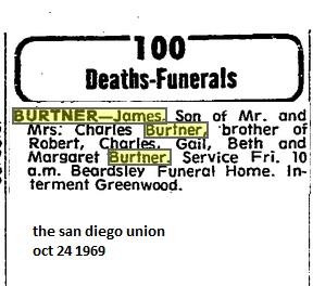 james burtner obituary